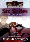 Johann Sebastian Bach Six Suites for Violoncello Solo DVD