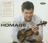 James Ehnes: Homage CD/DVD