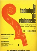La Technique du Violoncelle Vol 1