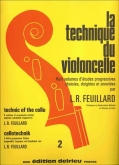 La Technique du Violoncelle Vol 2