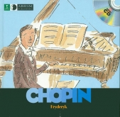 Fryderyk Chopin, First Discovery - Music Book & CD