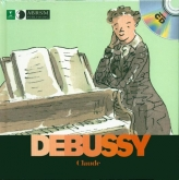 Claude Debussy, First Discovery - Music Book & CD