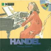 George Frideric Handel, First Discovery - Music Book & CD