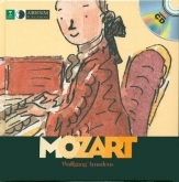 Wolfgang Amadeus Mozart, First Discovery - Music Book & CD