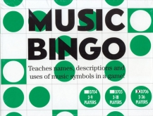 Music Bingo (2-36 Players)