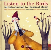 Listen to the Birds - Storybook & Music CD