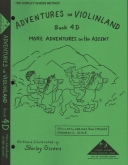 Adventures in Violinland 4D - More Adventures on the Ascent