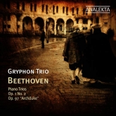 Gryphon Trio - Beethoven - Op.1 No. 2, Op. 97 Archduke