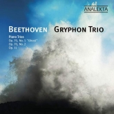 "Gryphon Trio - Beethoven - Op.70,No.1""Ghost"", Op.70,No.2, Op.11"