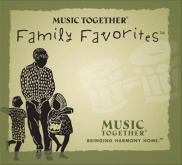Family Favourites CD