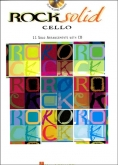 Rock Solid Cello, 11 Solo Arrangements with CD