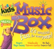 Classical Kids Music Box 3 CD Set Vol. 2