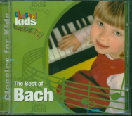 Classical Kids The Best of Bach CD