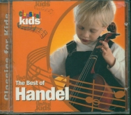 Classical Kids The Best of Handel CD