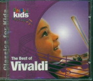 Classical Kids The Best of Vivaldi CD
