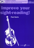 Improve Your Sight-Reading! Grades 1-5 Bass