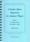 Chamber Music Repertoire for Amateur Players (4th Edition)