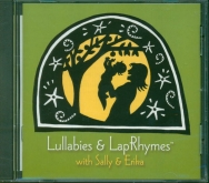 Lullabies & LapRhymes CD with Sally & Erika