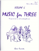 Music for Four (Violin2) - Vol. 1
