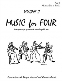 Music for Four (Violin2) - Vol. 2