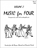 Music for Four (Viola) - Vol. 2