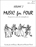 Music for Four (Cello) - Vol. 2