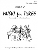 Music for Three (Violin2) - Vol. 2
