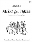 Music for Three (Viola) - Vol. 2