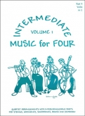 Music for Four Intermediate (Violin 3) - Vol. 1