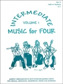 Music for Four Intermediate (Cello) - Vol. 1