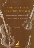 Romantic Pieces for String Quartet
