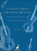 Classical Pieces for String Quartet