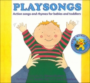 Playsongs Book & CD
