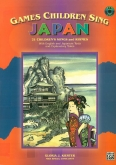 Games Children Sing Japan - Book & CD