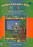 Games Children Sing India - Book & CD