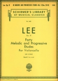 Forty Melodic and Progressive Etudes Op.31 - Book II Nos.23-40