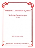6 String Quartets Op. 3, Vol. Ii (4-6)
