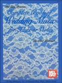 Complete Book of Wedding Music