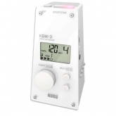 Korg KDM-3 Digital Metronome - White
