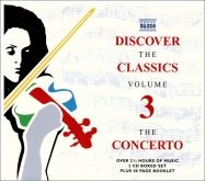 Discover the Classics Volume 3 - The Concerto