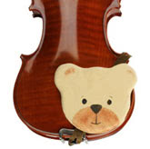 Fiddle Friends Bear Shoulder Rest - Regular