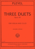 Three Duets, Op. 30
