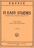 15 Easy Studies (Preparatory to Studies Op.76 and 73)
