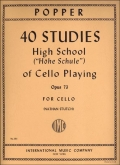 40 Studies Op.73 High School