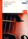 Cello Level 1 Repertoire (w/CD)