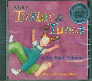 More Tickles & Tunes CD