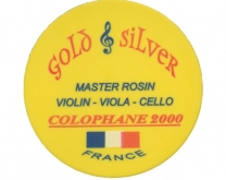 Resina Millant Gold & Silver