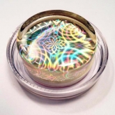 Magic Rosin - Mandala Hologram - 3G