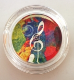 Magic Rosin - Treble Clef - 3G