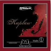 Kaplan Golden Spiral Solo Violin E String, Loop - medium - 4/4